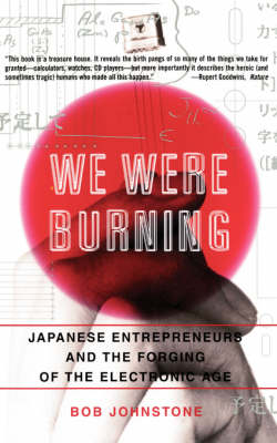 We Were Burning book
