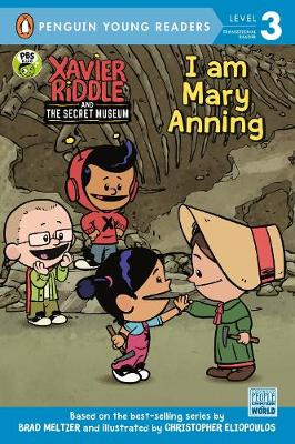 I Am Mary Anning by Brooke Vitale