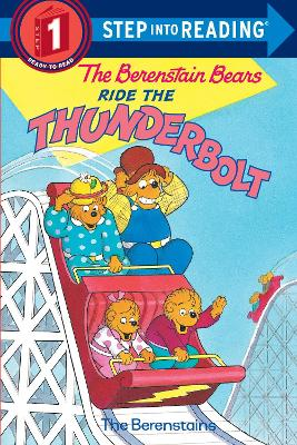 Berenstain Bears Ride The Thunderbolt Step Into Reading 1 book