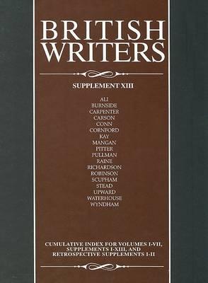 British Writers Supplement by Axinn Professor of English Jay Parini