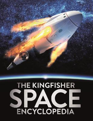 The Kingfisher Space Encyclopedia book