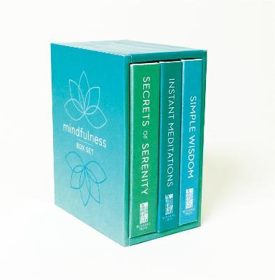 Mindfulness Box Set by Running Press