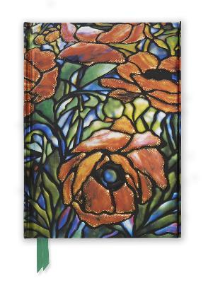 Tiffany: Oriental Poppy (Foiled Journal) by Flame Tree Studio