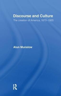 Discourse and Culture book