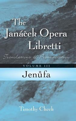 Jenufa book