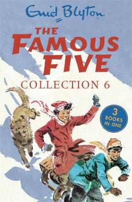 The Famous Five Collection 6: Books 16-18 book