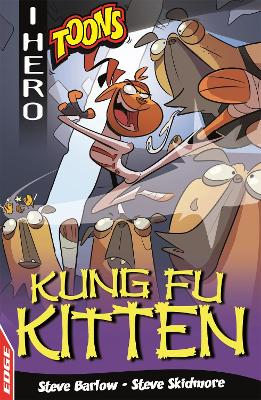 EDGE: I HERO: Toons: Kung Fu Kitten book