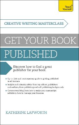 Masterclass: Get Your Book Published by Katherine Lapworth