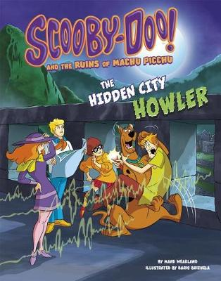 Scooby-Doo! and the Ruins of Machu Picchu book