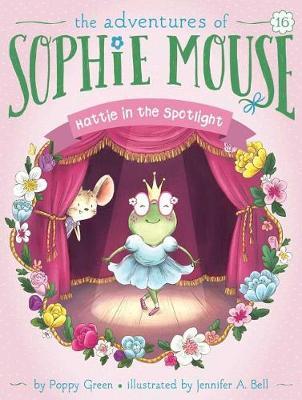 Hattie in the Spotlight by Poppy Green