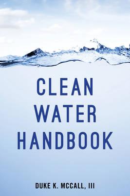 Clean Water Handbook book