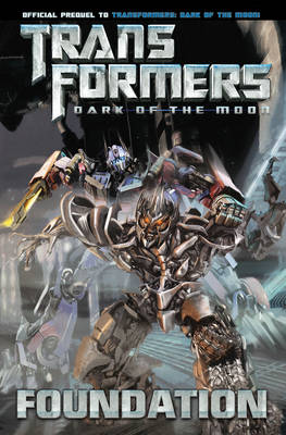 Transformers by Andrew Griffith
