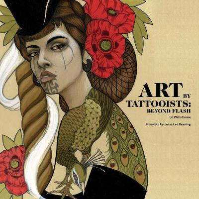 Art by Tattooists Mini Edition by Lindsey Marshall