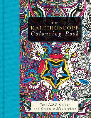 Kaleidoscope Colouring Book book