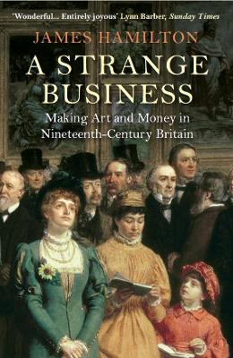 Strange Business by James Hamilton