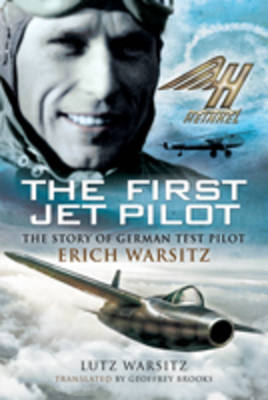 First Jet Pilot book
