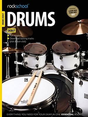 Rockschool Drums: Debut by