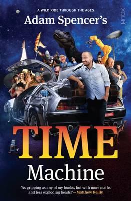 Adam Spencer's Time Machine book