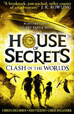 Clash of the Worlds book