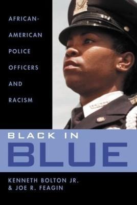 Black in Blue book