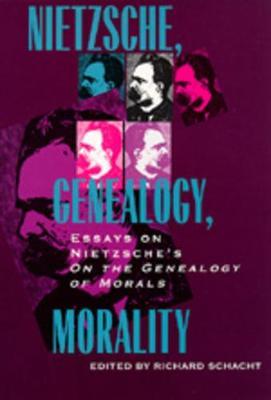 Nietzsche, Genealogy, Morality book