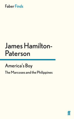 America's Boy by James Hamilton-Paterson