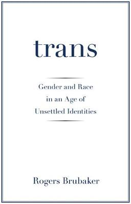 Trans by Rogers Brubaker