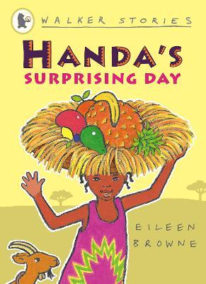 Handa's Surprising Day book