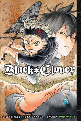 Black Clover, Vol. 1 book