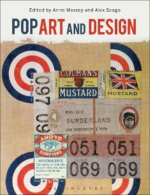 Pop Art and Design by Anne Massey