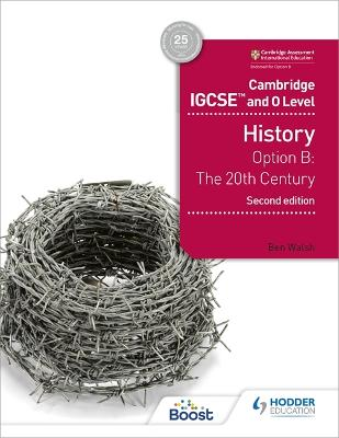 Cambridge IGCSE and O Level History 2nd Edition book