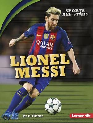 Lionel Messi by M., Fishman Jon