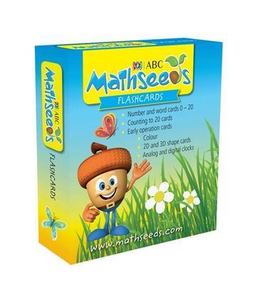 Mathseeds Flashcards book