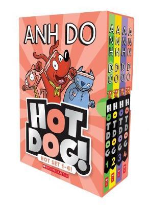 Hotdog! Hot Set 1-4! book