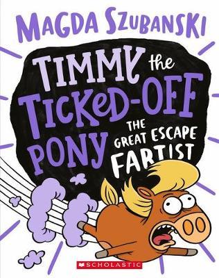 Great Escape Fartist #3 book