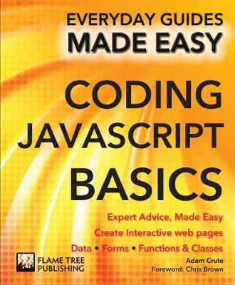 Coding Javascript Basics by Adam Crute
