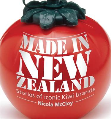 Made in New Zealand by Nicola McCloy