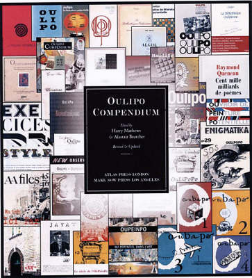 Oulipo Compendium by Alastair Brotchie