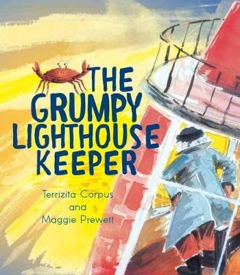 Grumpy Lighthouse Keeper book