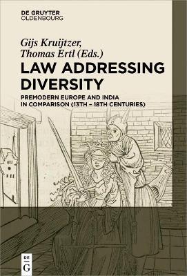 Law Addressing Diversity by Gijs Kruijtzer