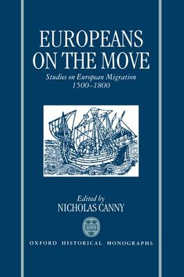 Europeans on the Move by Nicholas Canny