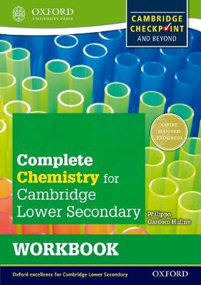 Complete Chemistry for Cambridge Lower Secondary Workbook book