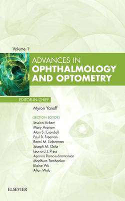Advances in Ophthalmology and Optometry book
