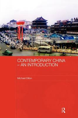 Contemporary China by Michael Dillon