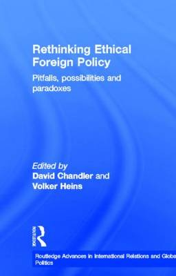 Rethinking Ethical Foreign Policy by David Chandler