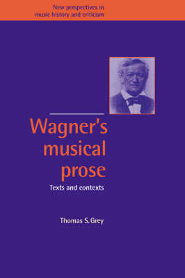Wagner's Musical Prose book