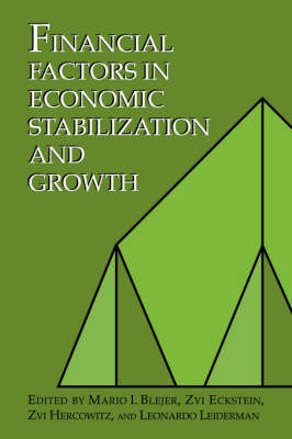 Financial Factors in Economic Stabilization and Growth book