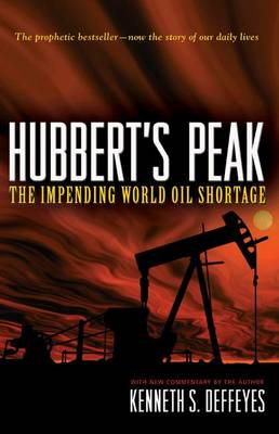 Hubbert's Peak book
