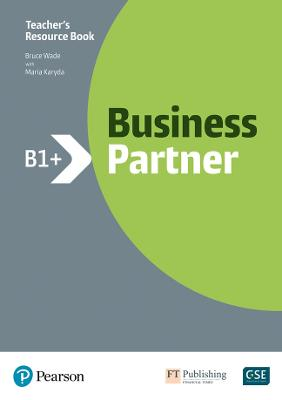 Business Partner B1+ Teacher's Book and MyEnglishLab Pack: Industrial Ecology by Bruce Wade