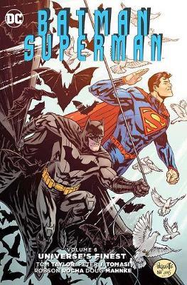 Batman Superman HC Vol 6 book